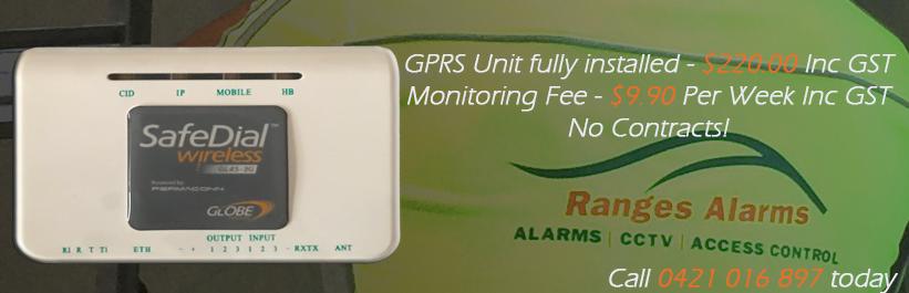 GPRS Alarm Monitoring