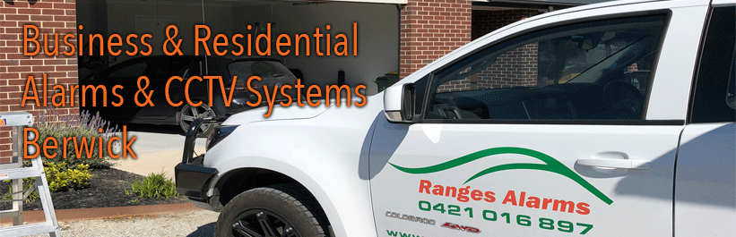 CCTV and Alarm systems in Berwick