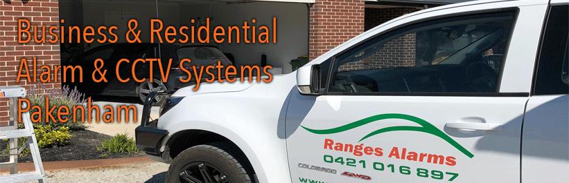 Alarm and CCTV Systems Pakenham
